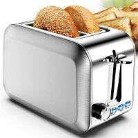 Hommater 2-Slice Toaster Rundown