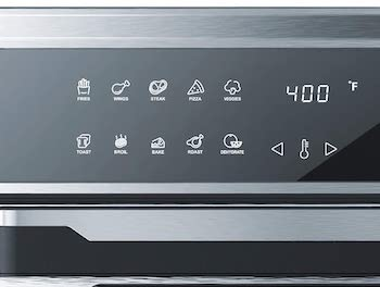 Ignited Large Toaster Oven Convection Review