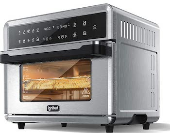 Ignited Large Toaster Oven Convection