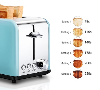 Keemo WT-8100 Compact Toaster Review