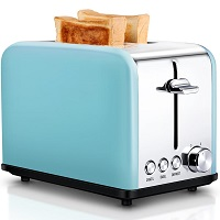 Keemo WT-8100 Compact Toaster Rundown