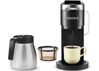 Keurig K-Duo Plus Coffee Maker Review