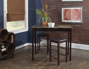 Linon 3-Piece Table Tavern Set