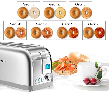 Lofter MD180013 Long Slot Toaster Review