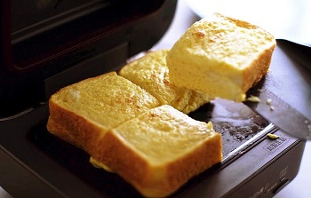 Mitshubishi TO-ST1-T Toaster Review