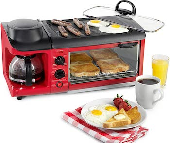 Nostalgia Breakfast Station Oven