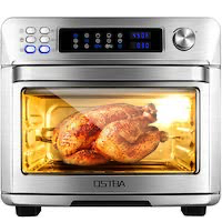 Ostba Toaster Oven With Rotisserie And Air Fryer Rundown