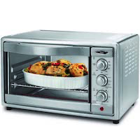 Oster 6-Slice Convection Oven Rundown