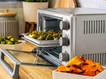 Oster Compact Air Fryer Oven Review