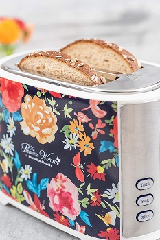 Pioneer Woman Extra-Wide Slot Toaster Review