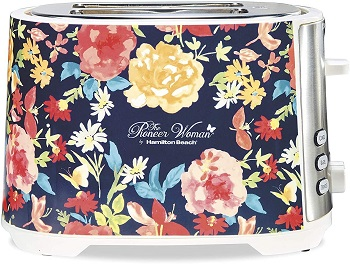 Pioneer Woman Extra-Wide Slot Toaster