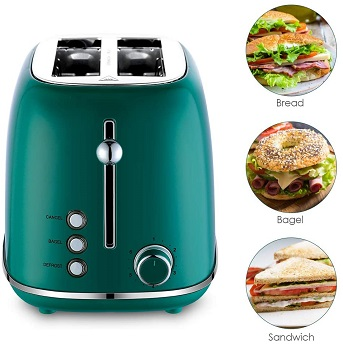 Redmond WT-330A Colored Toaster