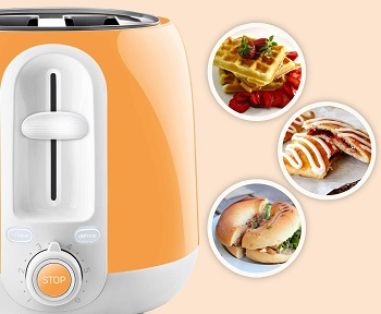 Sencor STS33OR Rainbow Toaster Review