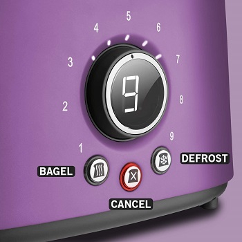 Sencor STS6073VT Toaster Review
