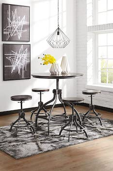 Signature Desing By Ashley Table & Stools