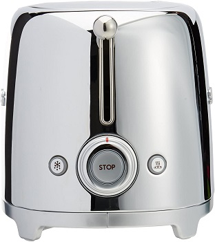 Smeg TSF01 Toaster Review