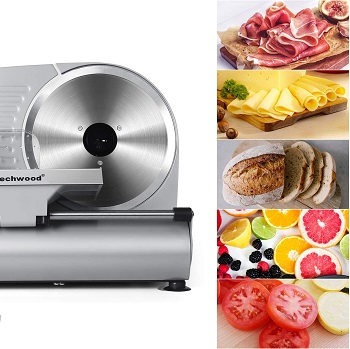 Techwood Electric Meat Slicer