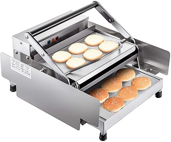 Vbenlem Commercial Bun Toaster