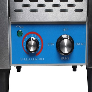Wadoy Commercial Conveyor Toaster Review