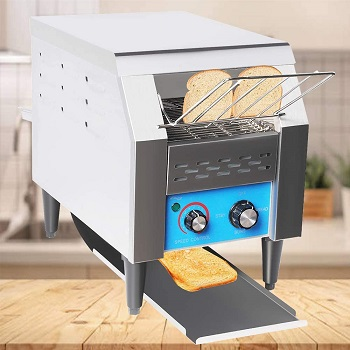 Wadoy Commercial Conveyor Toaster