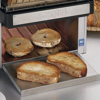 Waring CTS1000 Bun Toaster Review