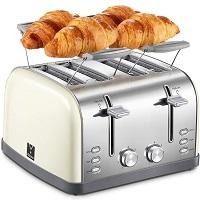 Yabano 4-Slice Toaster Rundown