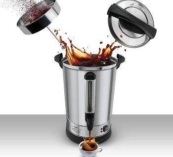 Zulay Premium Coffee Urn