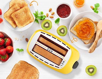 iSiler TA01302-UL Compact Toaster Review