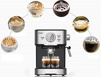 Barsseto Cappuccino Machine
