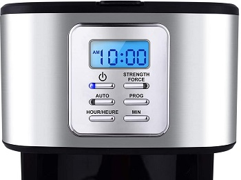 Best 12-Cup Automatic Drip Coffee Maker