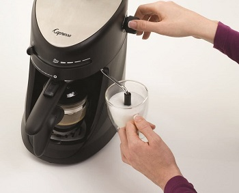 Best 4-Cup Affordable Cappuccino Machine