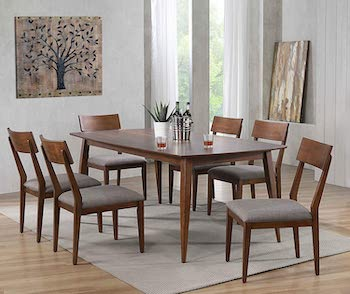 Best 6-Seat 1970s Dining Table And Chairs