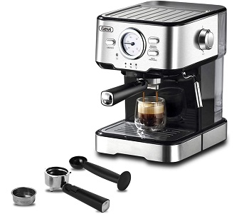 Best Cappuccino Coffee Machine With Steamer