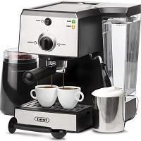 Best Cappuccino Espresso Machine Grinder & Steamer Rundown