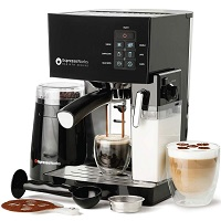 Best Cappucino All In One Coffee Maker With Grinder Rundown
