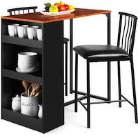 Best Cheap 3-Piece High-Top Table Set Rundown