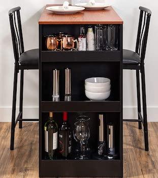 Best Cheap 3-Piece High-Top Table Set