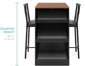 Best Choice Products Dining Set With Storage