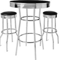 Best Chrome 1950s Kitchen Table And Chairs Rundown