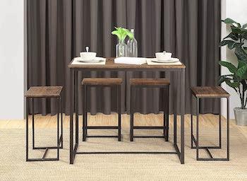 Best Counter Height5-piece Dining Set Under $200