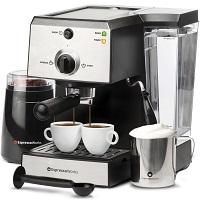 Best Espresso All In One Coffee Maker With Grinder Rundown