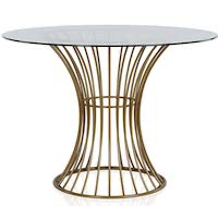 Best Glass Top 42'' Round Pedestal Dining Table Rundown