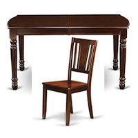 Best Mahogany 1950s Dining Table And Chairs Rundown