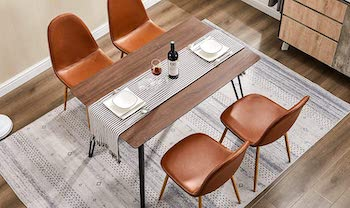 Best Modern28-Inch Wide Dining Table