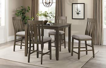 Best Of Best 1960s Dining Table And Chairs