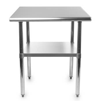 Best Of Best 24 x 48 Stainless Steel Table