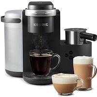 Best Of Best Coffee Machine With Milk Frother Rundown