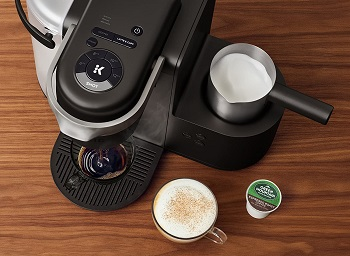 Best Of Best Coffee Machine With Milk Frother