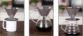 Best Pour Over Cheap Single Serve Coffee Maker