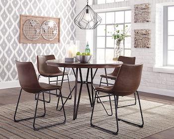 Best Round 1950s Kitchen Table